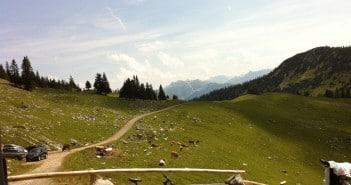 Mountainbike im Estergebirge - Zur Hohen Kiste