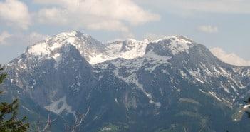 Radsport im Naturschutzgebiet Berchtesgadener Land