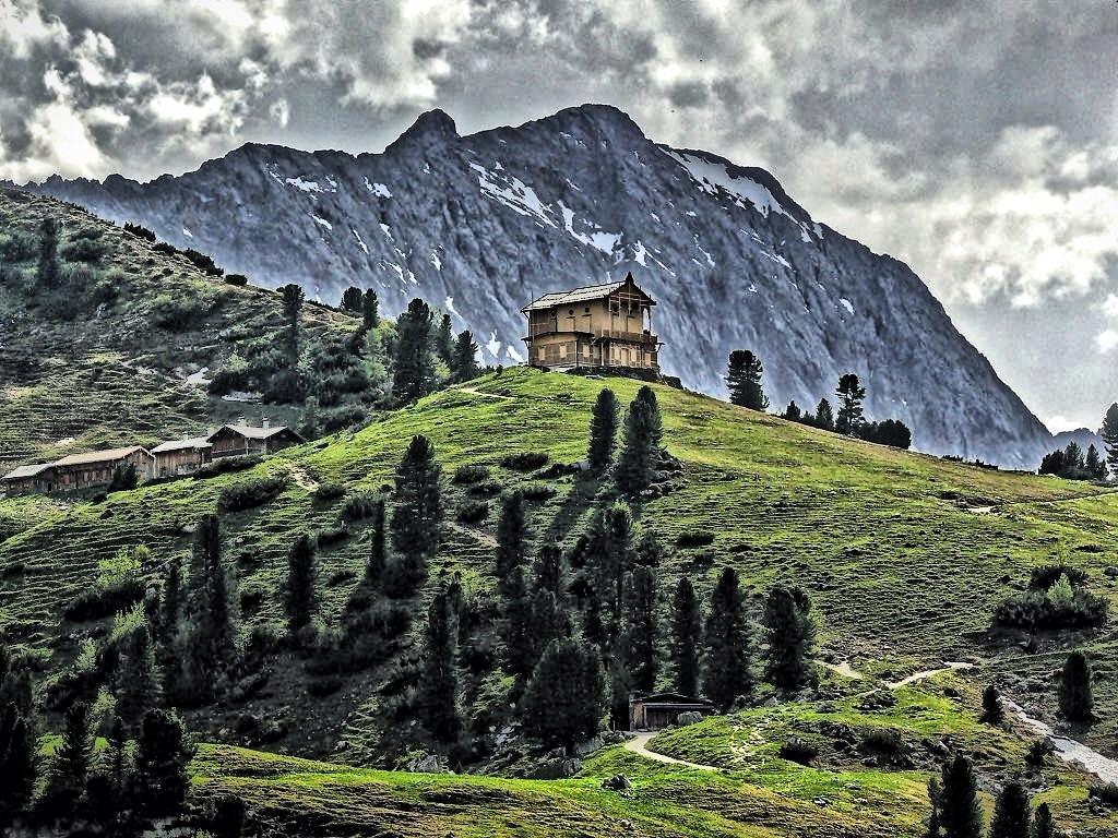 Mountainbike Klassiker zum Königshaus Schachen