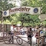 Aumeister Biergarten Radtour in München