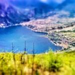 Mountainbike am Gardasee: In Richtung Monte Altissimo di Nago