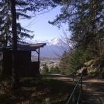 Hinauf zur Enningalm: Moutainbiketour zu König Ludwigs Jagdhütte