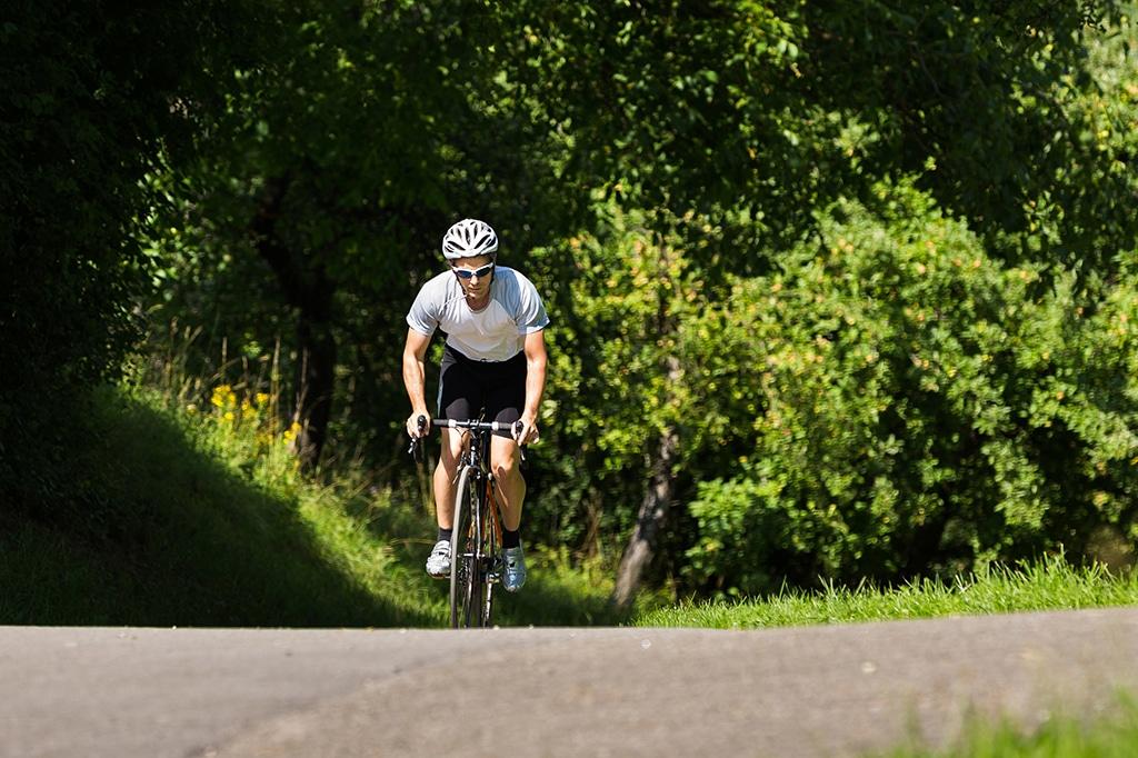 Fahrradtour Kaiserstuhl - die Kaiserstuhlrunde