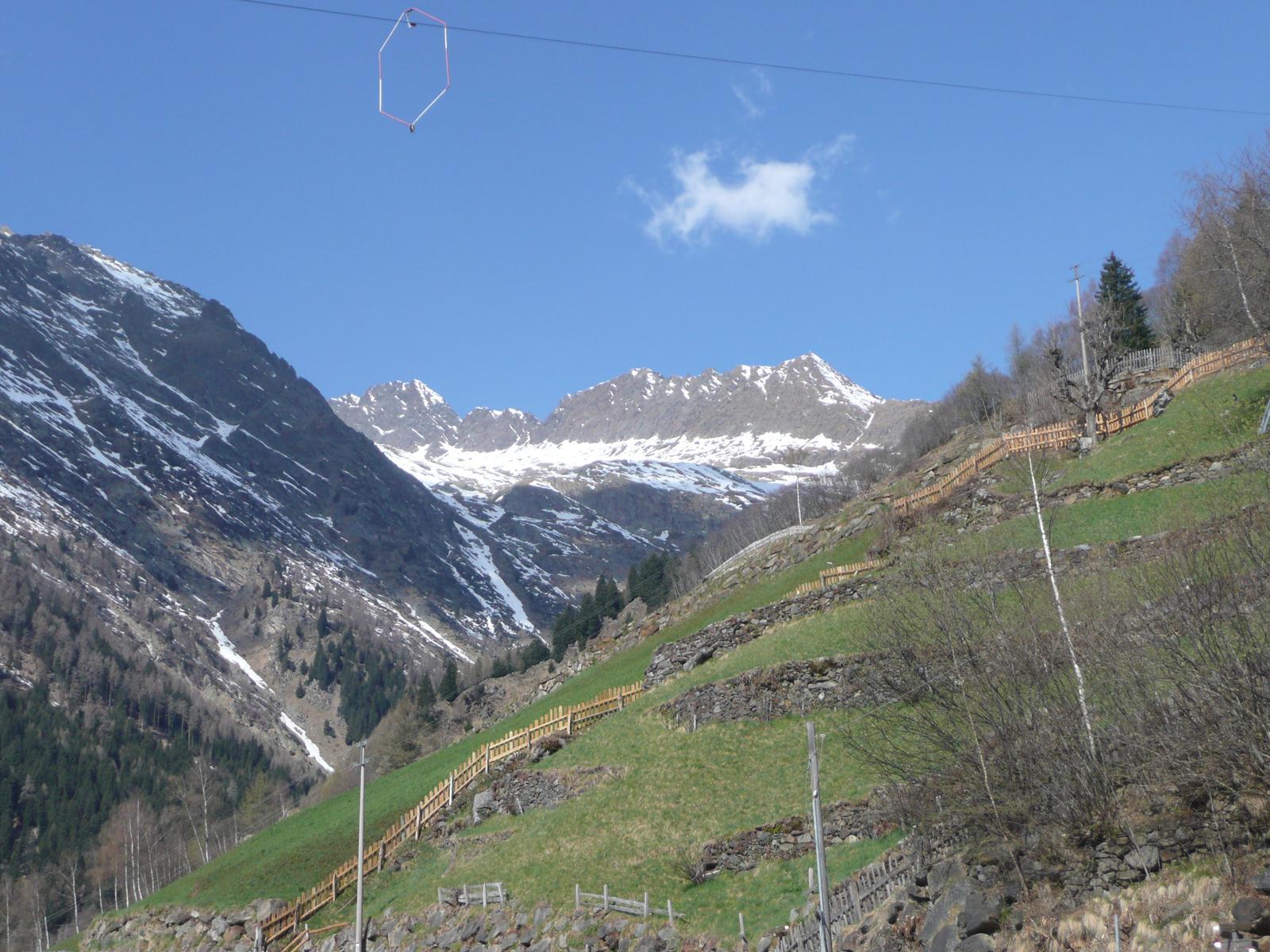 Bergwandern im Vinschgau: Zur Sattelspitz