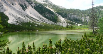 Mountainbiken in den Dolomiten: Fanes Nationalpark