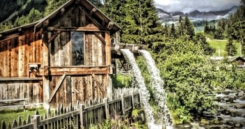 Mountainbike Klassiker in den Dolomiten: Hinauf zum Rabbijoch