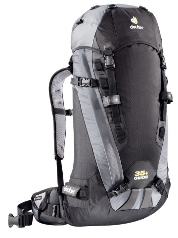 Outdoor Equipment: Deuter 45 Plus Rucksack