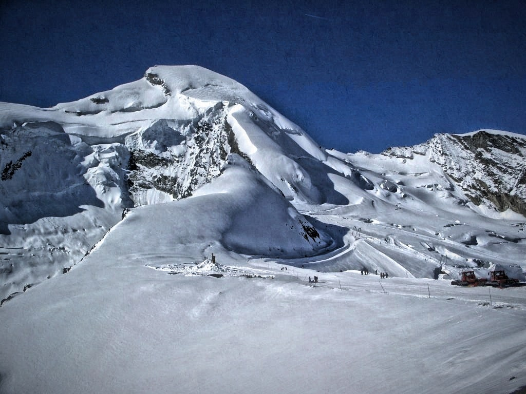 4000er Schweiz: Das Allalinhorn