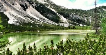 Mountainbike in den Brenta Dolomiten