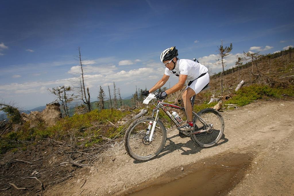 Wetterstein und Zugspitze - Traumrevier für Mountainbiker