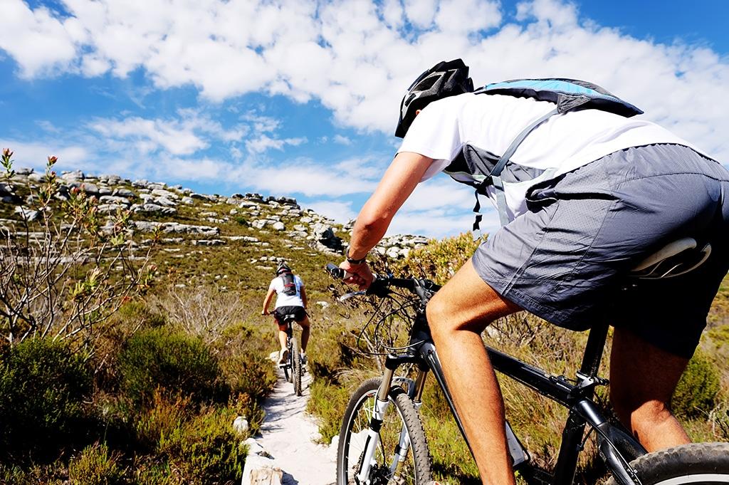 Biken in den Alpen - ein paar Mountainbike Touren Vorschläge im Süden von Bayern