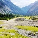 Zugspitze Reintal: Mountainbike durchs Reintal zur Reintalangeralm