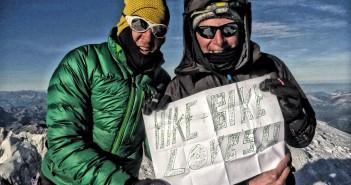 Ivo Meier - einer der Bergführer der Bergschule Alpine Welten - Die Bergführer auf dem Mont Blanc (2012)