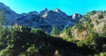 Wanderung im Estergebirge zur Pustertalhütte