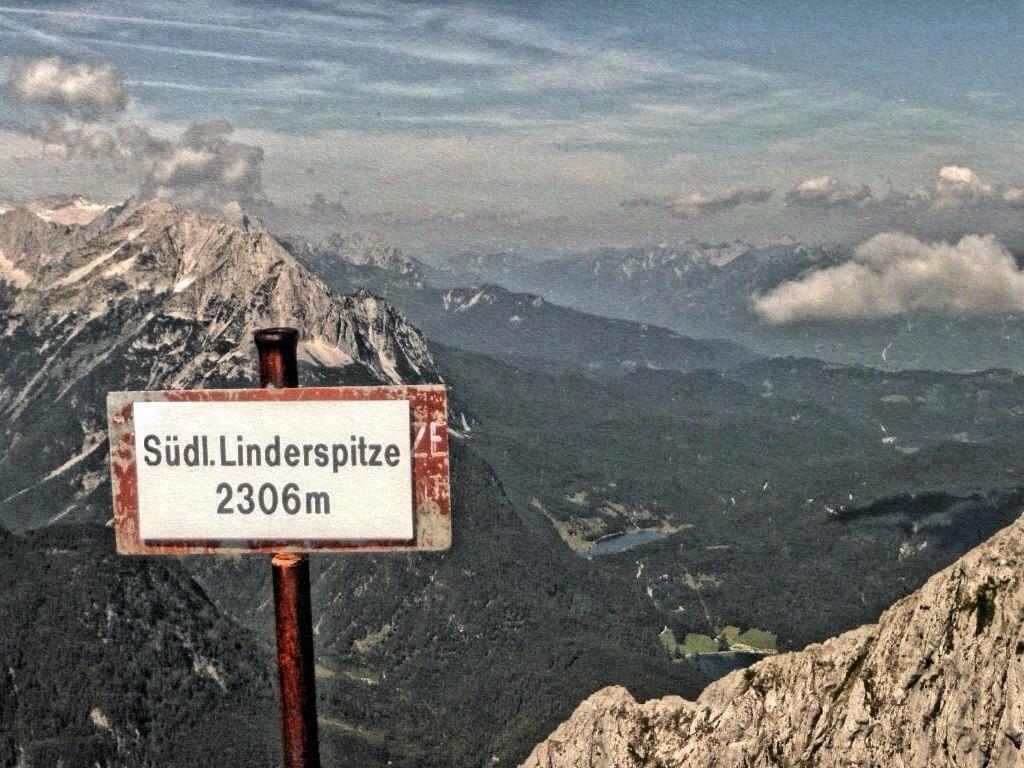 Karwendel Mittenwalder Klettersteig