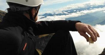 Gipfelblick Rofan