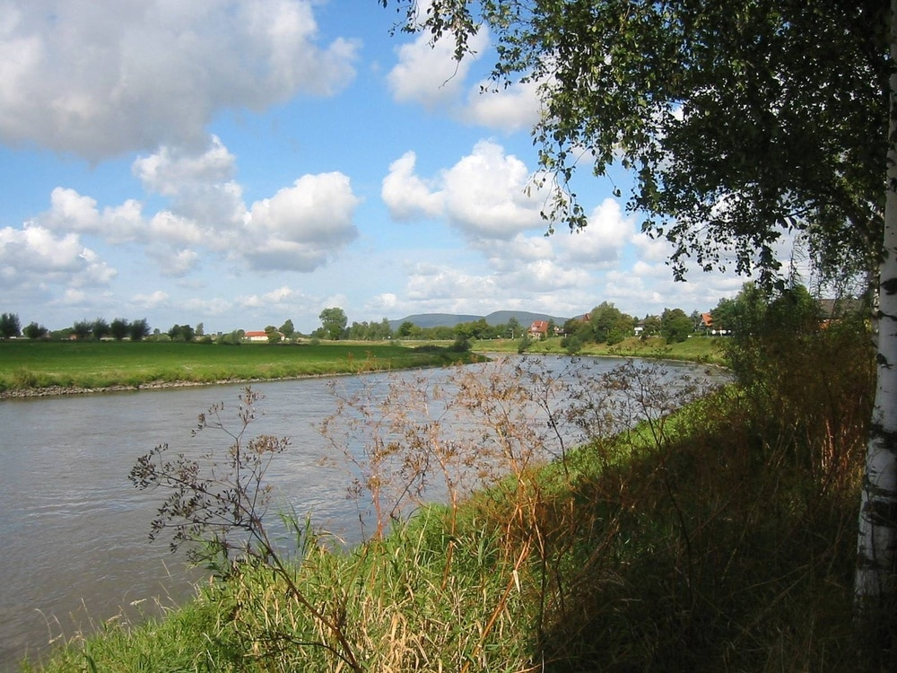 Der Weserradweg