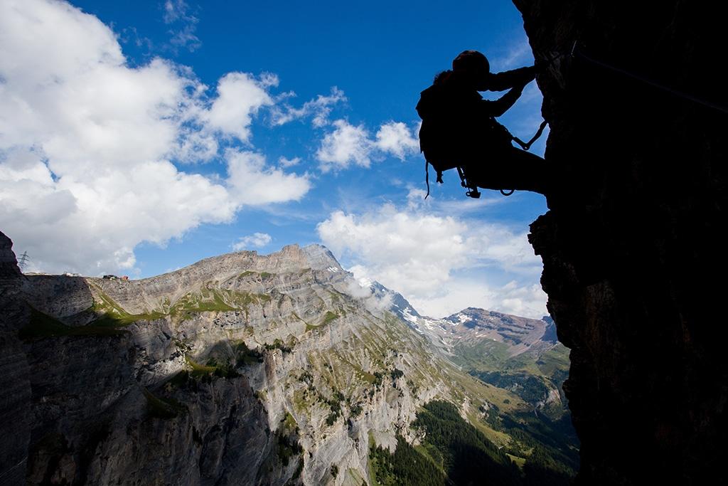 Klettersteig Nähe Zürich : Klettersteig karwendel die fünf schönsten klettersteige im