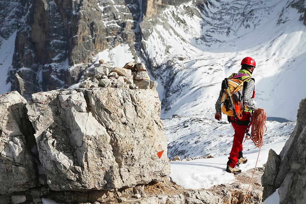 Klettersteige Alpen