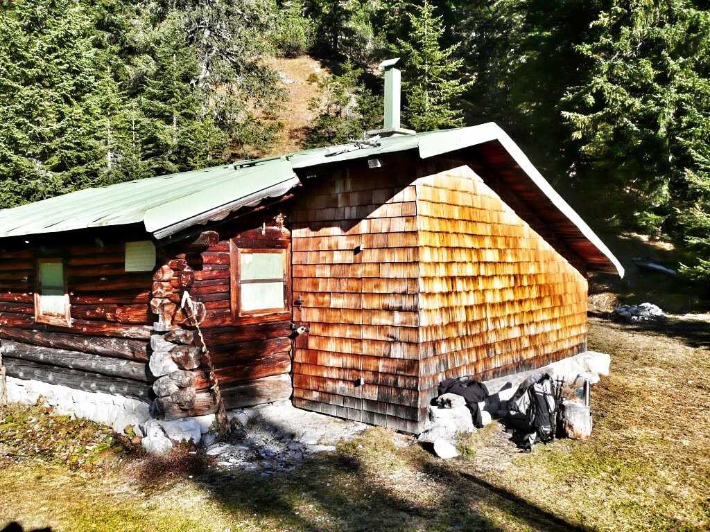 Wandern in Bayern: Friederalm