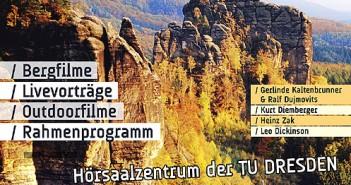 9. Bergsichten Berg- und Filmfestival Dresden