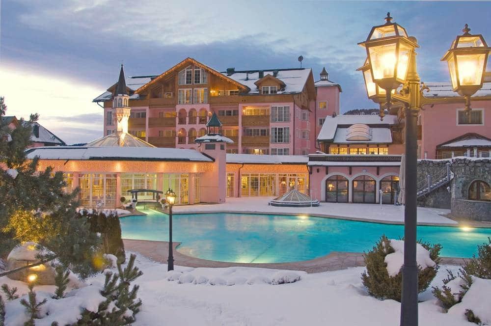 Langlauf Tannheimer Tal Hotel  Sterne