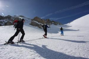 Skitouren in den Bayerischen Alpen