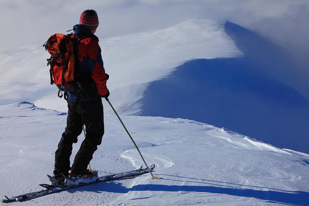 Skitour München: Auf den Stolzenberg am Spitzingsee