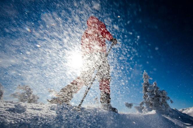 Skitour in den Alpen: Garmisch-Partenkirchen