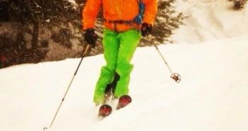 Skitour im Wendelstein in den Bayrischen Alpen