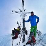 Skitour auf den Grossen Traithen
