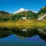 Kärlingerhaus am Funtensee: Bergwanderung im Berchtesgadener Land