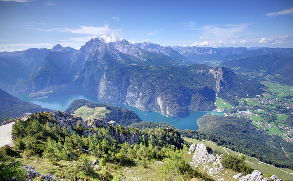 Watzmann Ostwand und die Watzmann Überschreitung: Zwei Traumtouren in den Berchtesgadener Alpen