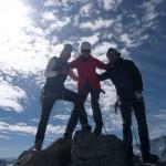 Bergwandern: Vom Wandern ins Steigen