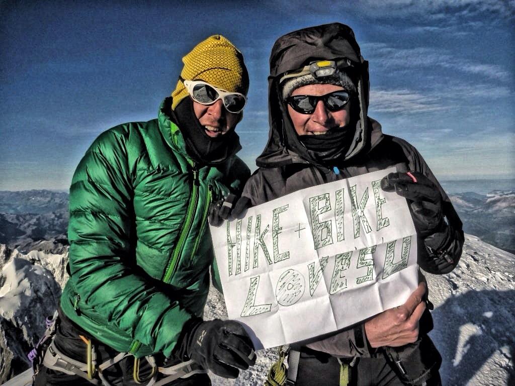 Mont Blanc Gipfel: Hochtour auf das Dach der Alpen