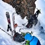 Skitour in der Silvretta: Zur Lareinfernerspitze