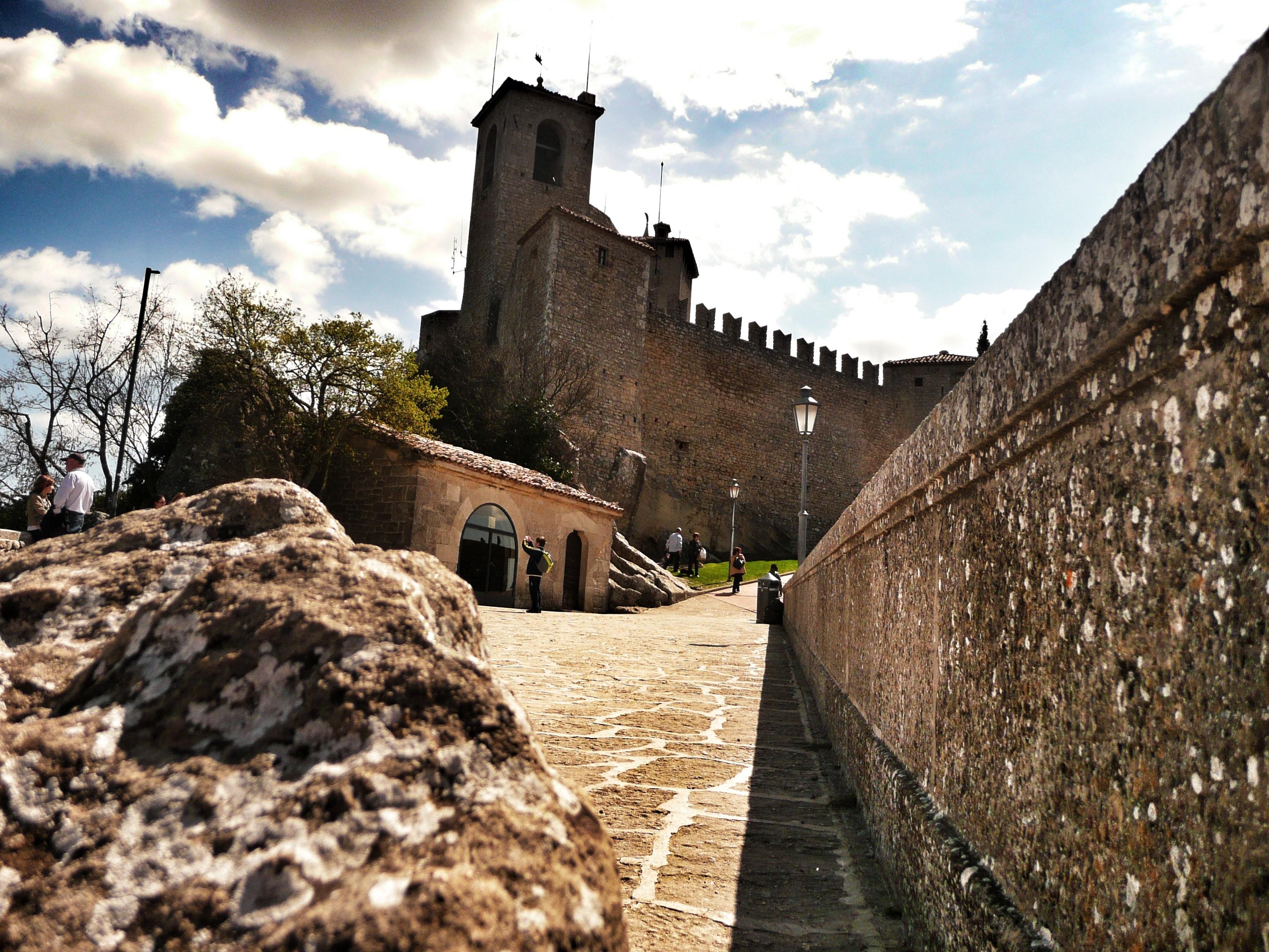 Mountainbike Tour nach San Marino