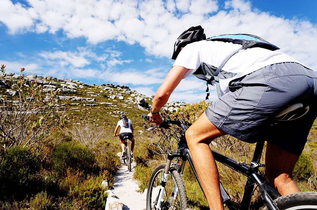 Die schönsten Alpenpässe für Mountainbiker