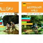 Die ADAC Wanderführer: Wandern mit Kindern