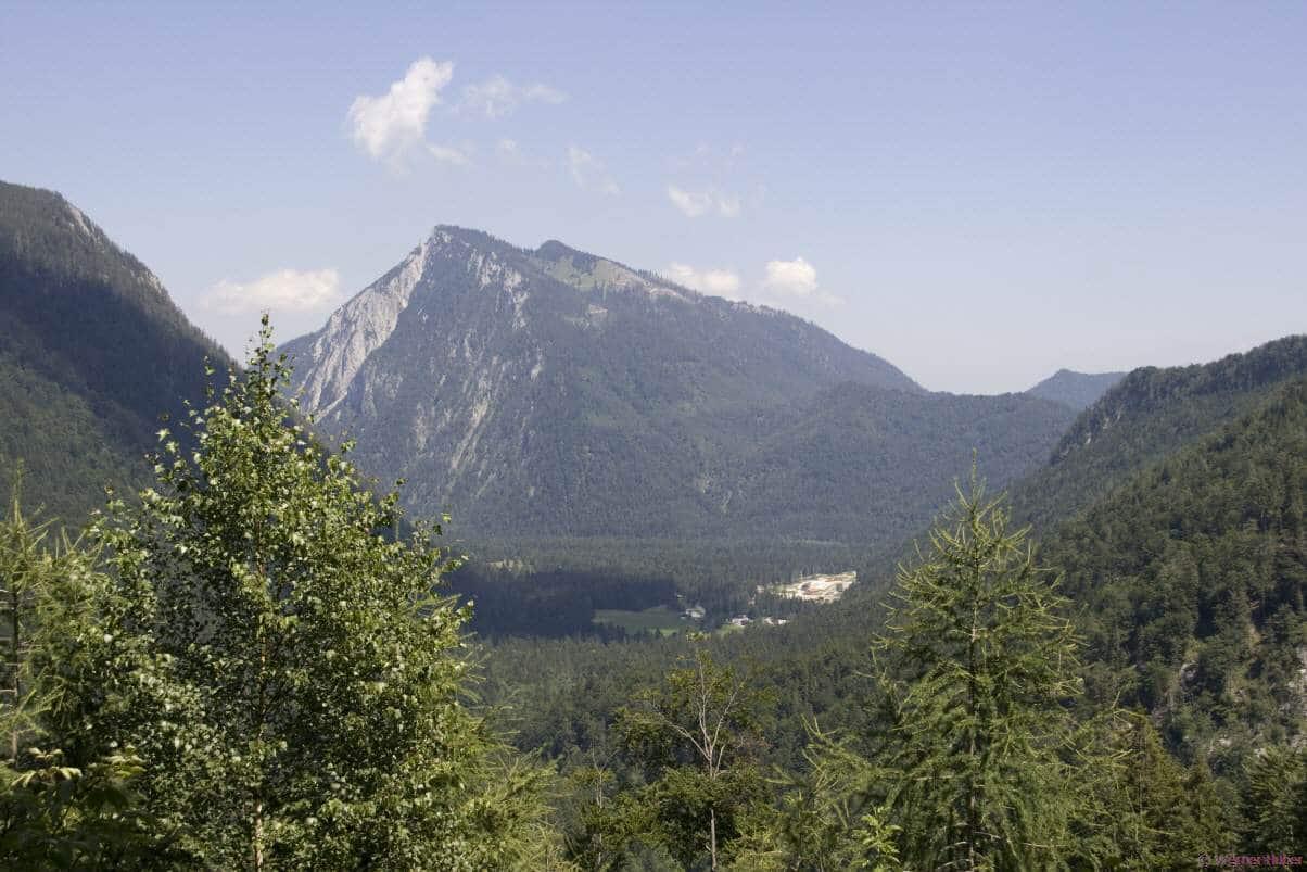 Mountainbike im Berchtesgadener Land: Auf den Rauschberg