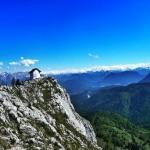 Dr. Julius Mayr Klettersteig: Leichter Einsteiger Klettersteig auf den Brünnstein