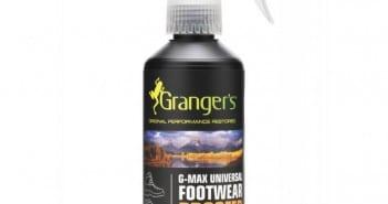 Imprägniert: Grangers G Max Universal Footwear Proofer
