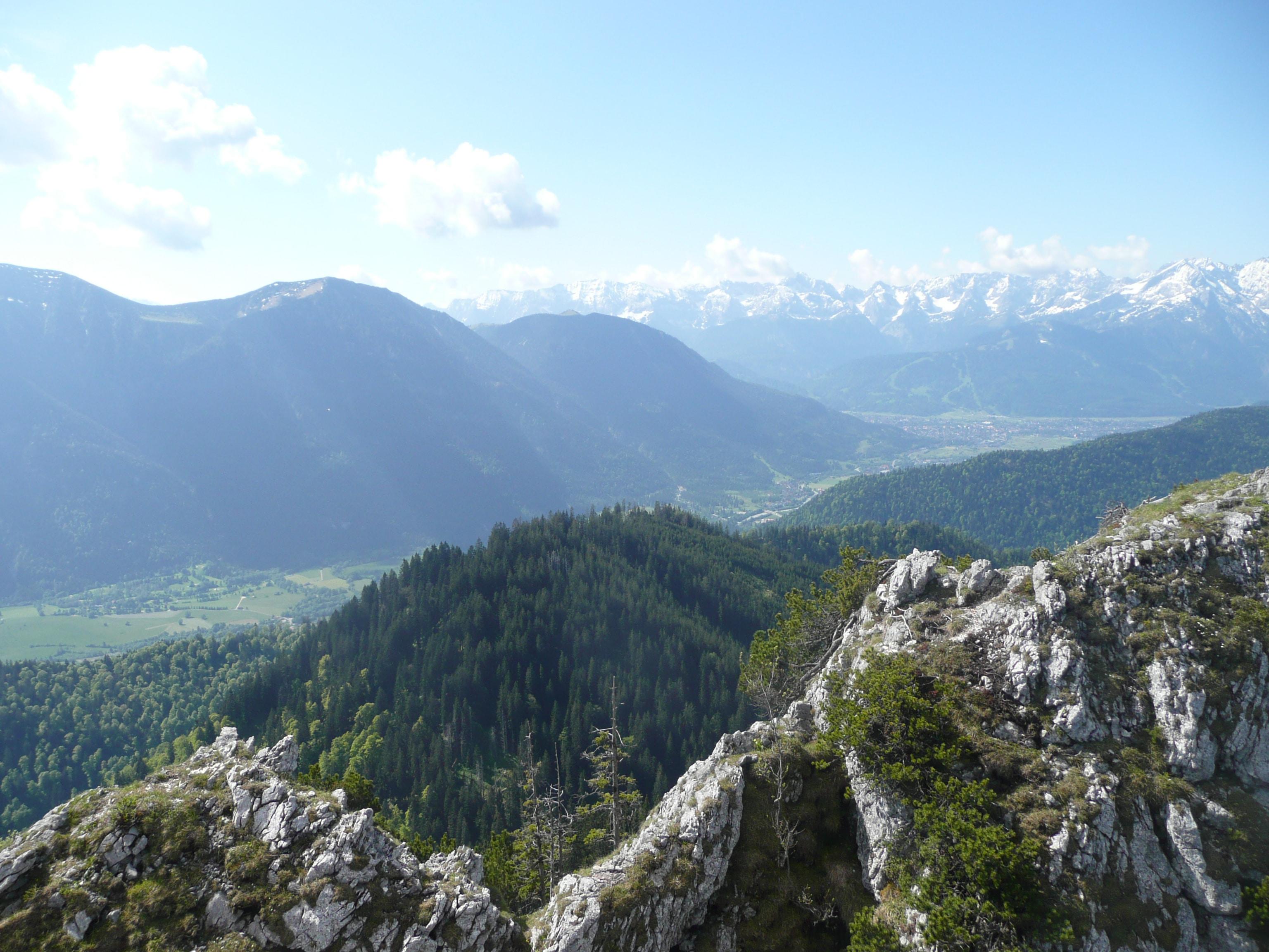Klettersteig Nähe Zürich : Ettaler mandl klettersteig bergwanderung auf das