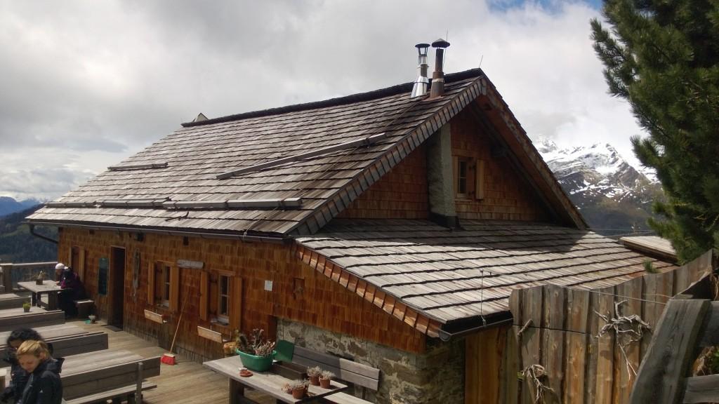 Die Roaner Alm in den Lienzer Dolomiten