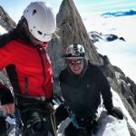 Mont Blanc Massiv: Hochtour über den Trientgletscher auf die Aiguille du Tour