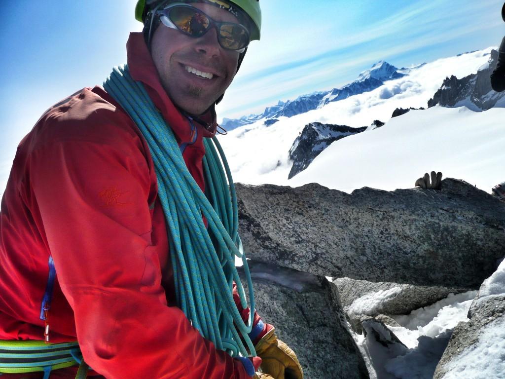 Stefan Biggel - Berg- und Skiführer bei der Bergschule Alpine Welten