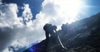 Madonnensteig: Sportlicher Klettersteig bei Lienz