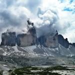 Drei Zinnen Wanderung: Bergwanderung in den Sextener Dolomiten