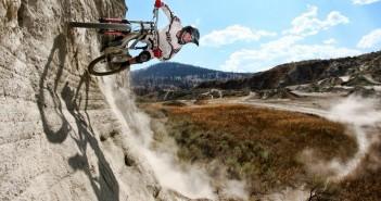 Mountainbike im Ötztal