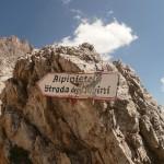 Alpinisteig Dolomiten: Klettersteig oder alpine Bergwanderung – beides!
